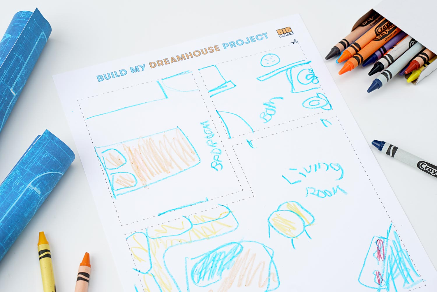 Build My Dream House Project