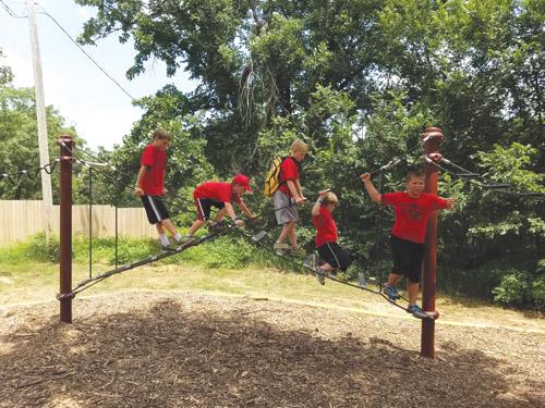 Abilene Boy Scout Camp