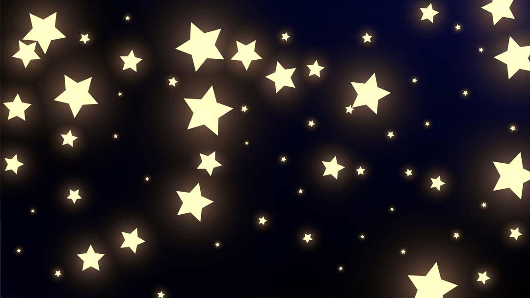 stick on stars