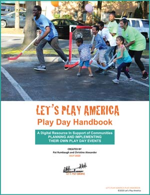 Let's Play America's digital Play Day Handbook