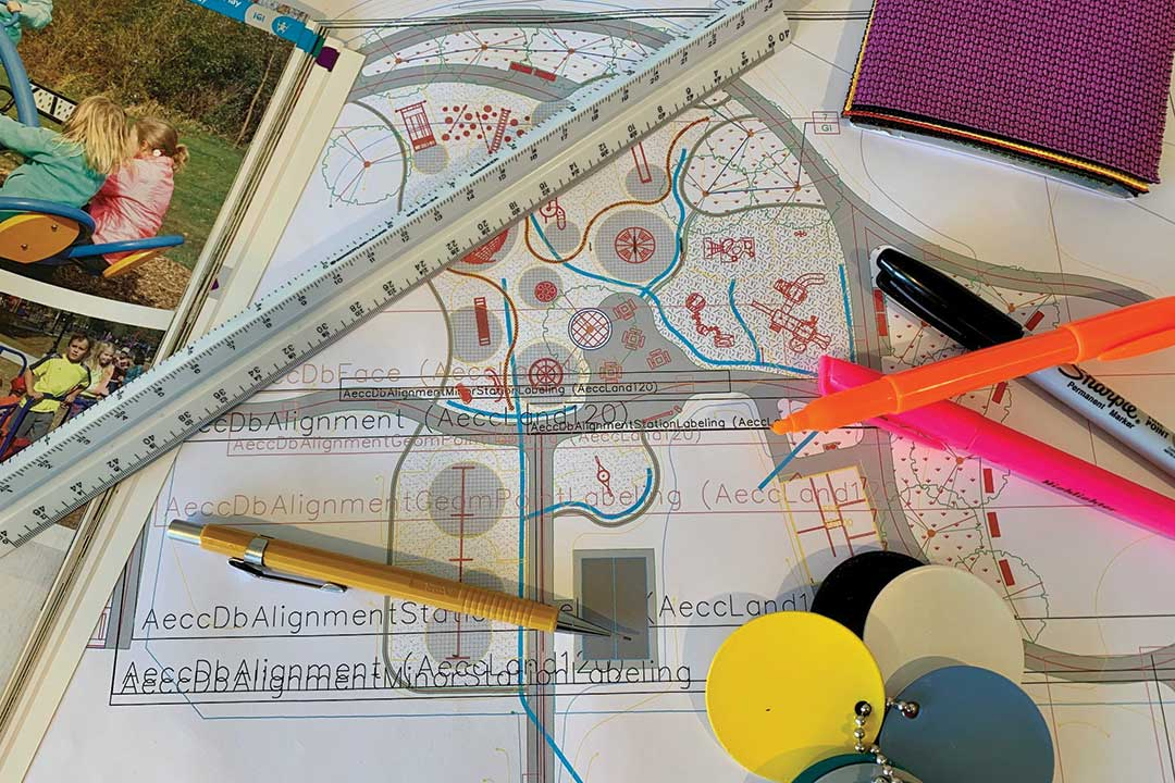 Playground Planning and Design