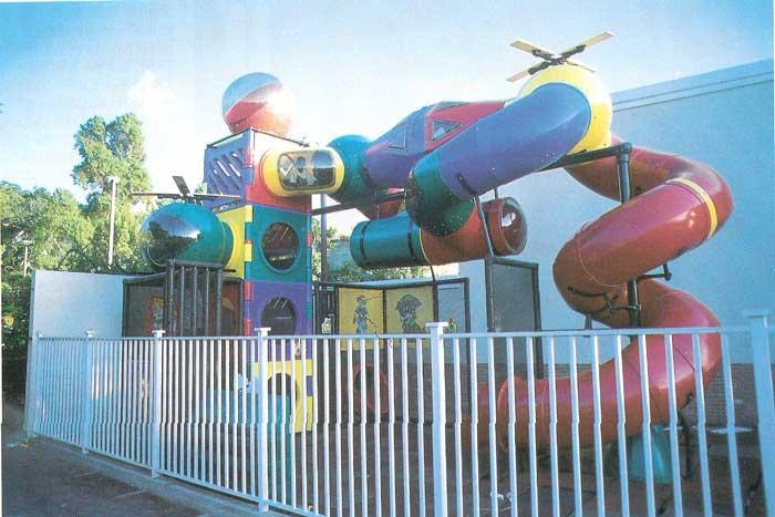 KFC playground
