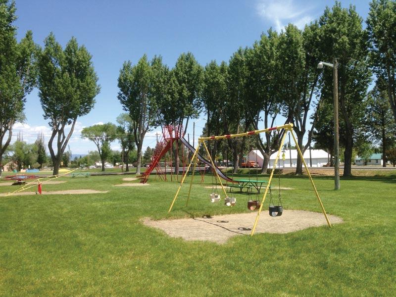 Old Playground