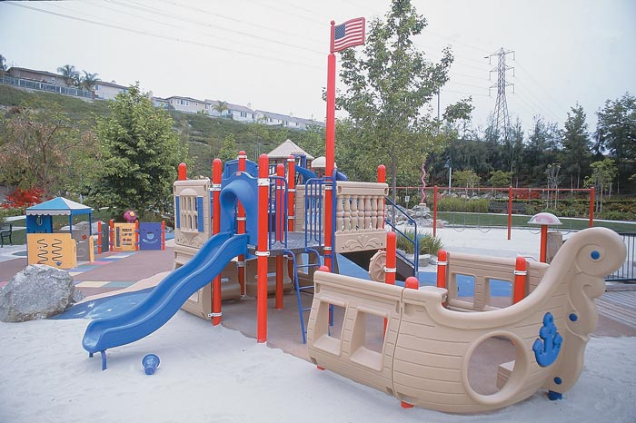 The Fundamentals of Creating a Playground