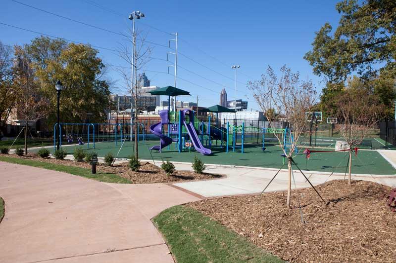 Selena Butler Park in Atlanta, GA
