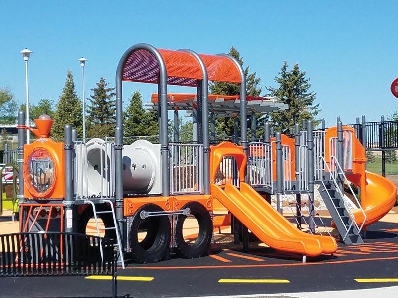 Cahill Park Friendship Playground