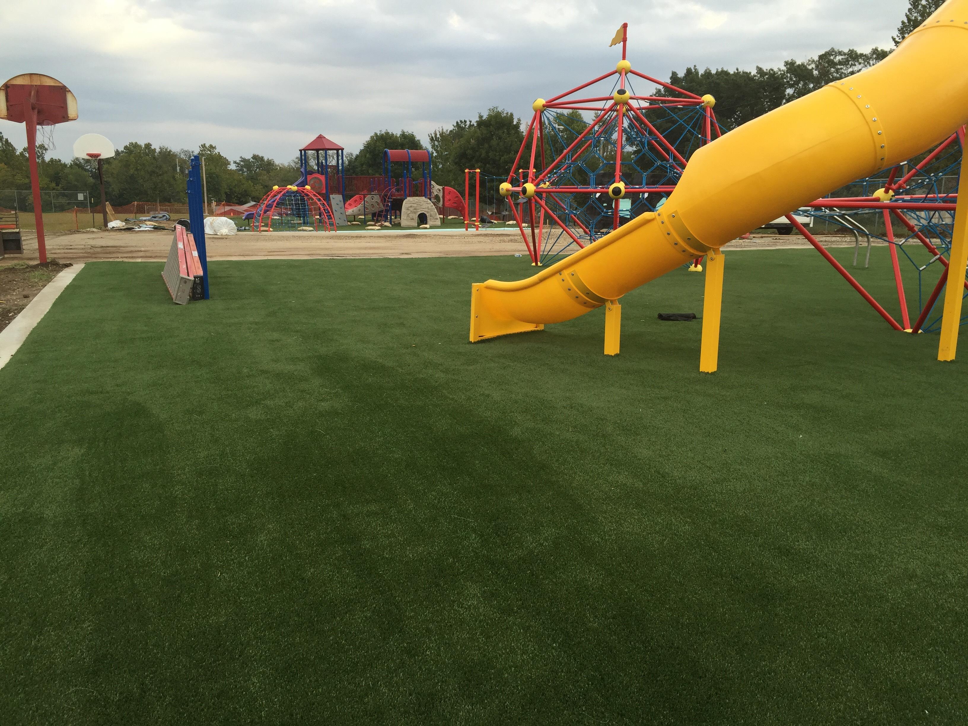 Lee Elementary Playground