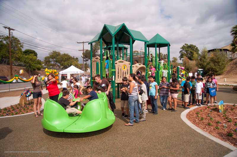 El Sereno Arroyo Park in Los Angeles, CA