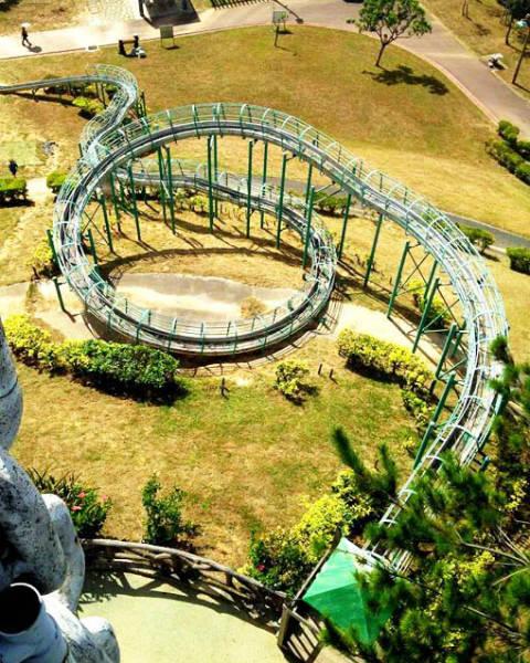 Roller Silde in Toberu-Koen park