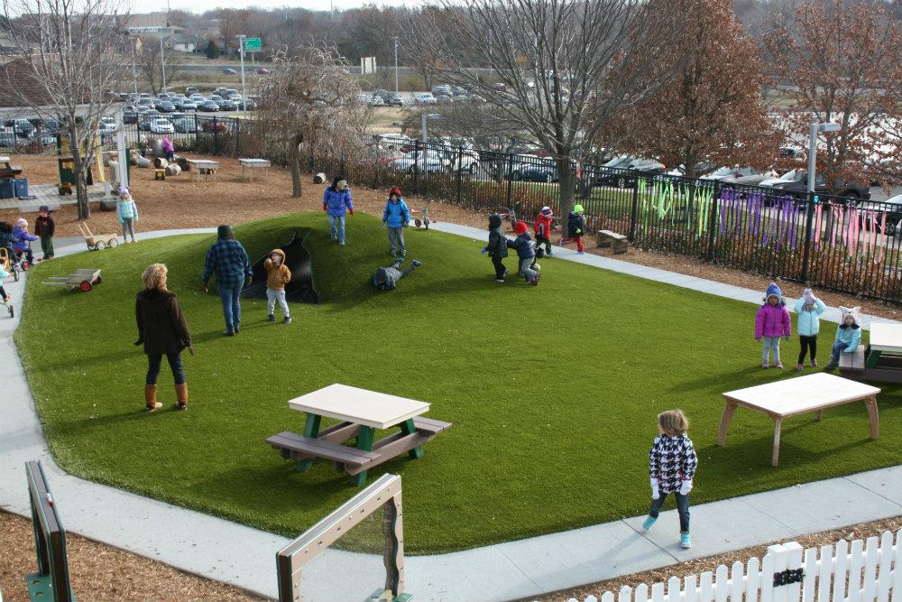 Security Benefit playground