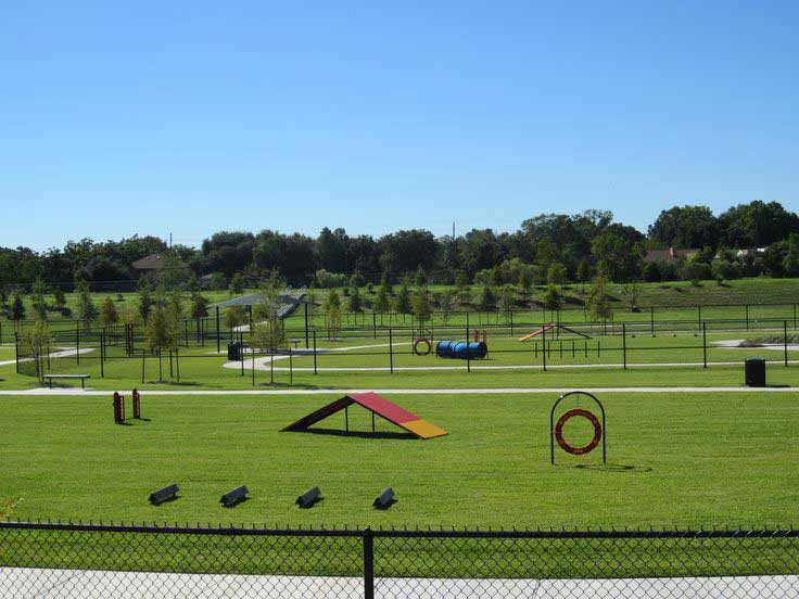 Westbridge Dog Park