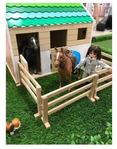 The Field farm replica toy