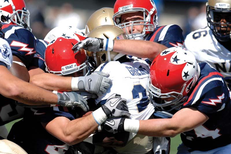 Aggressive Sports