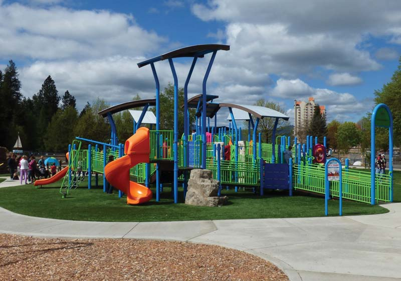 How Outdoor Playgrounds Affect Child Development
