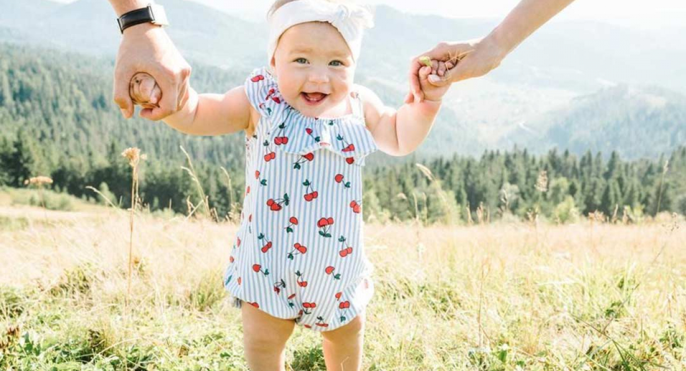 Introducing Your Baby to the Outdoors - 7 Safety Tips