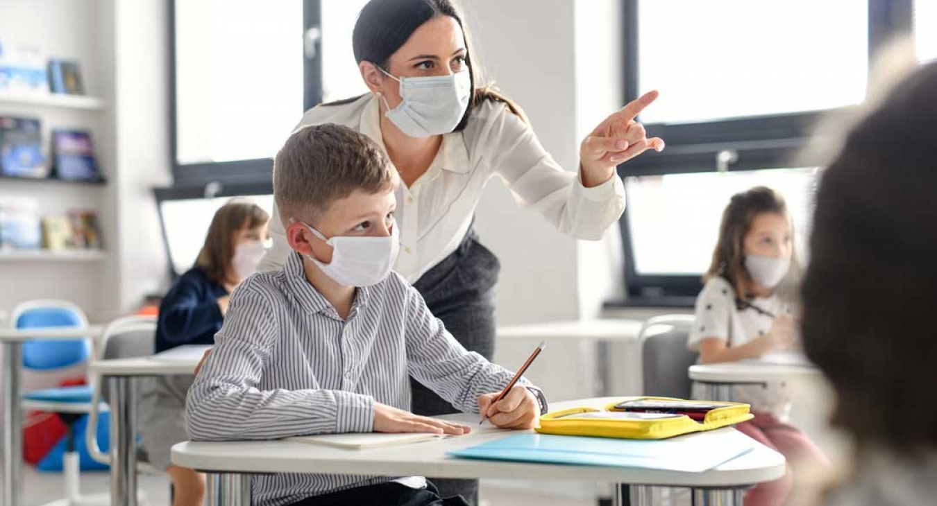 Teaching during a pandemic