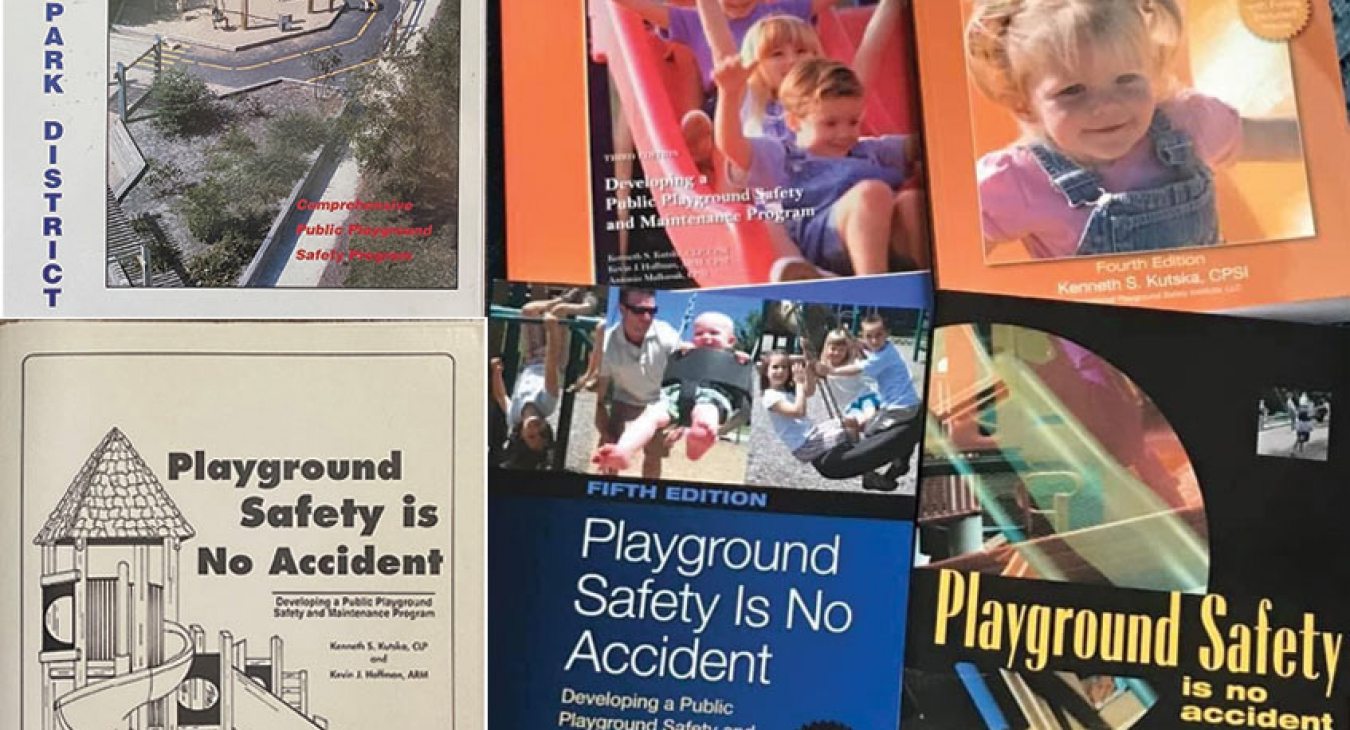 IPSI, LLC Introduces New Playground Safety Is No Accident 6th Edition