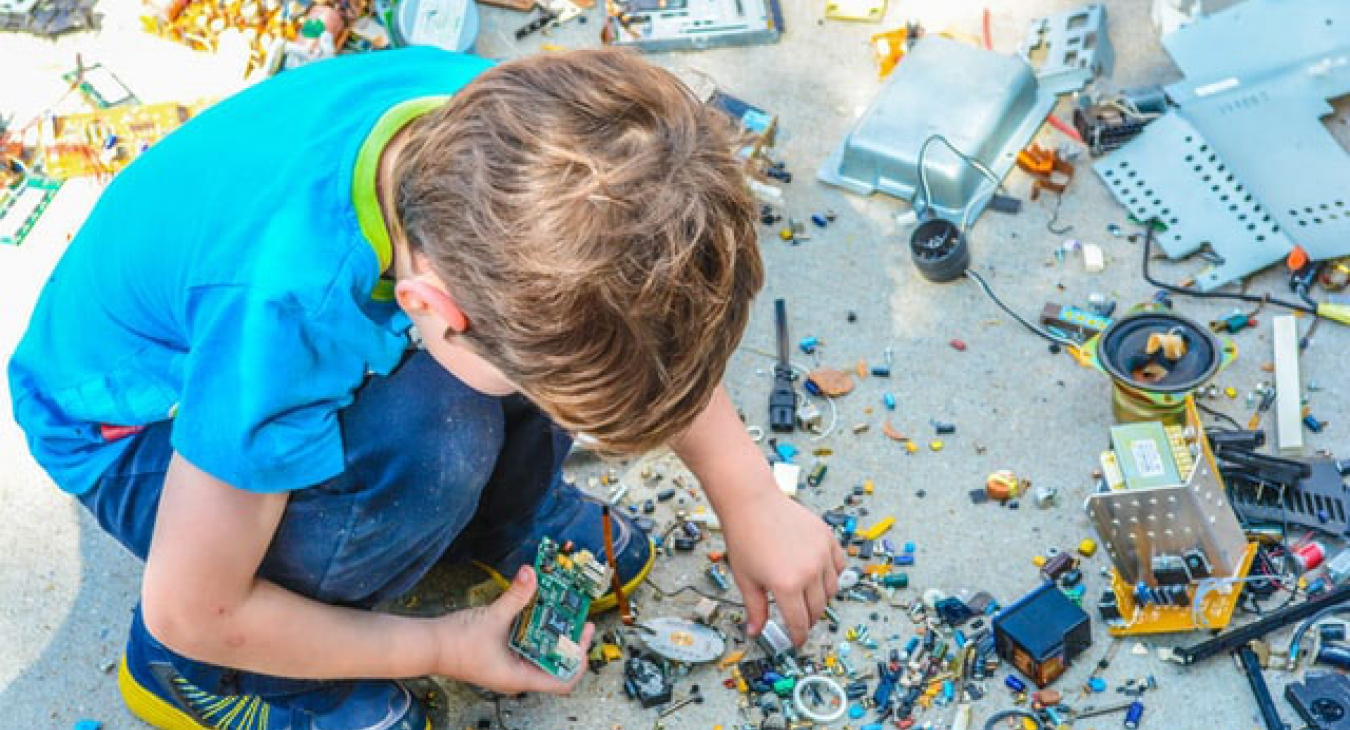 5 Environmentally-Friendly Actions Your Kids Can Take
