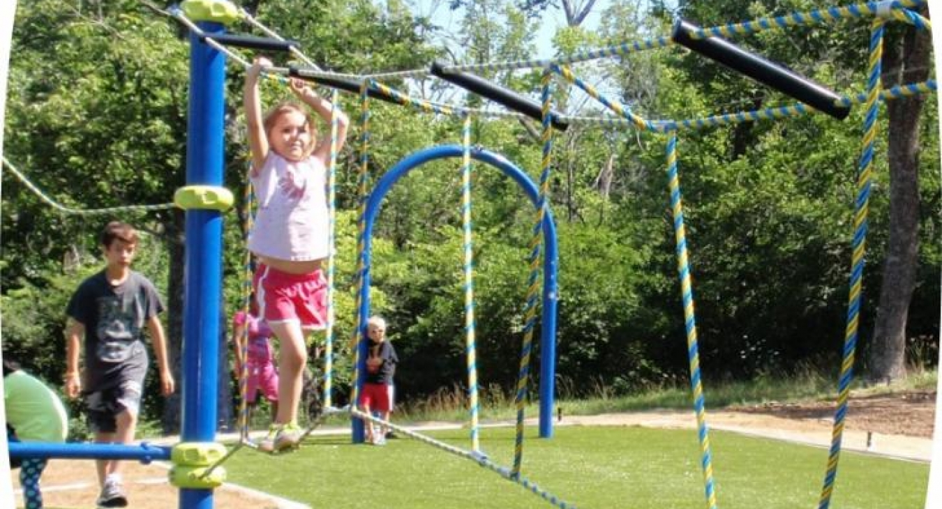 7 Elements of Play: Balancing