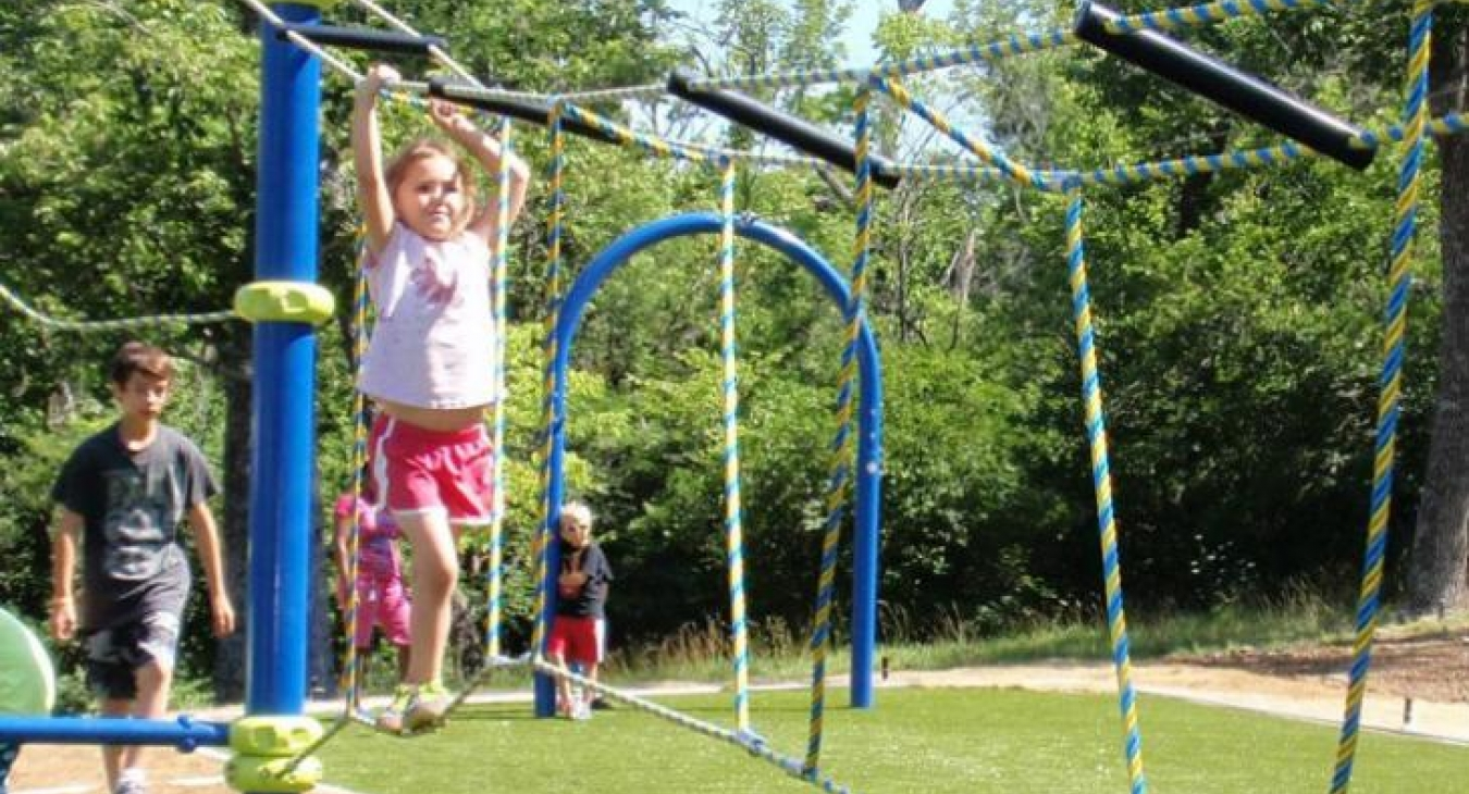 7 Elements of Play: Brachiating