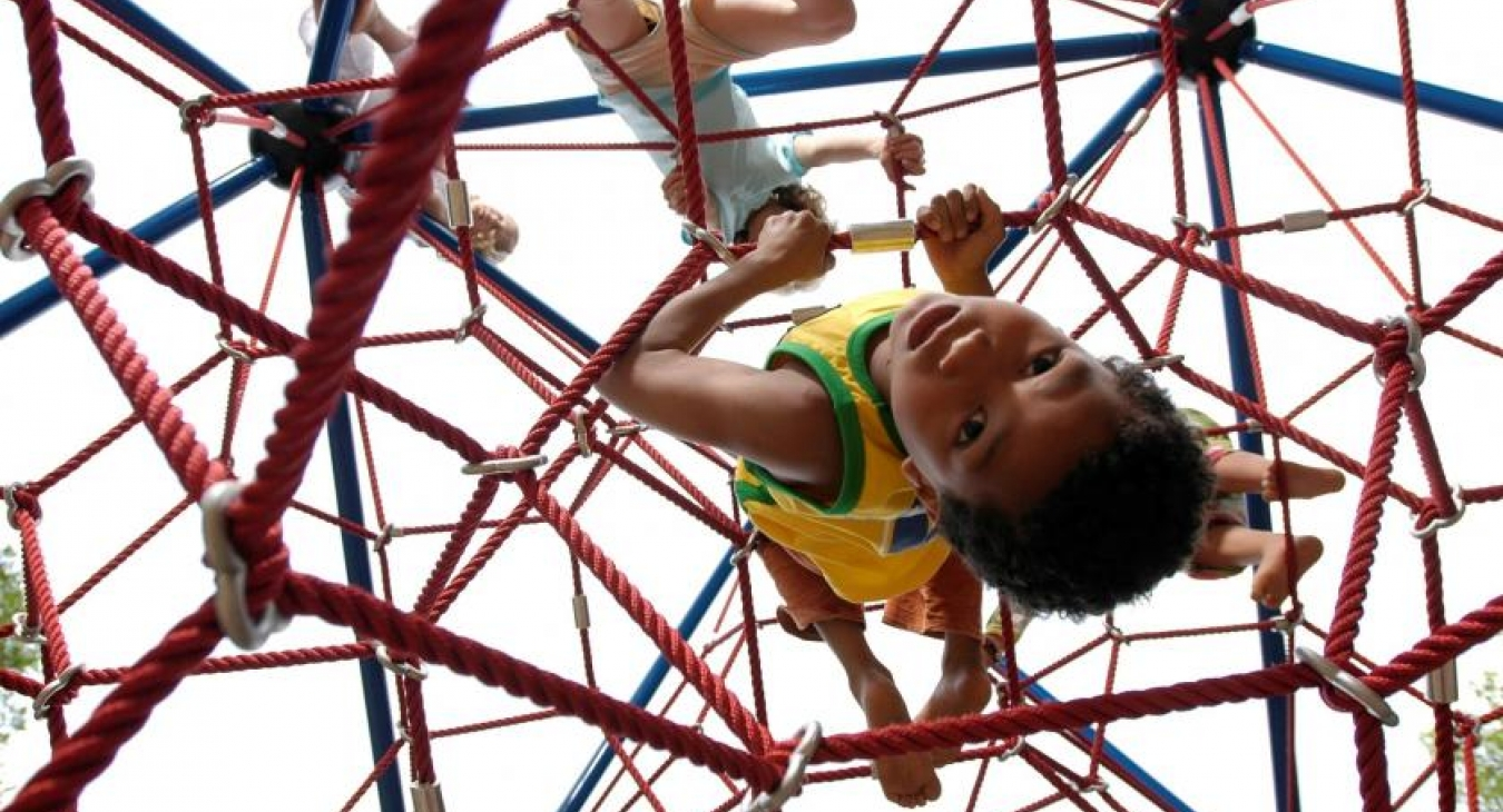 7 Elements of Play: Climbing