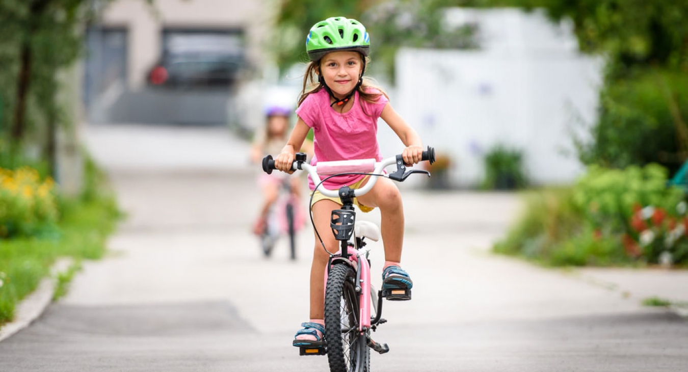 Benefits Of Girls 16 Inch Bikes For More Outdoor Play