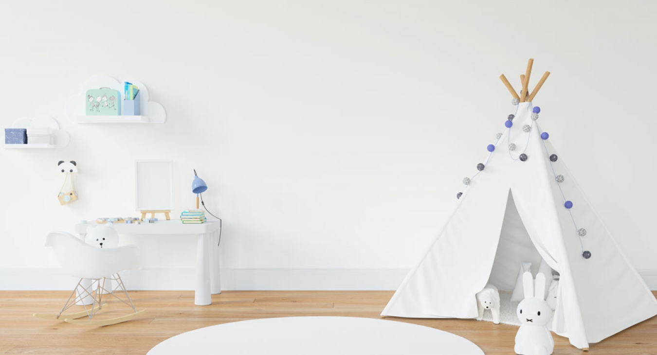 Indoor Playroom Flooring for Children and Adults