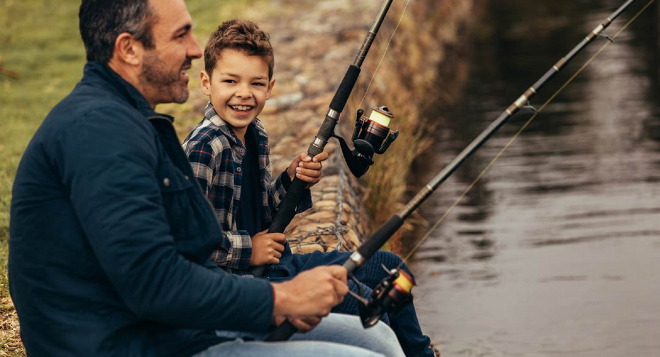 Tips to Nurture a Lifetime Love of Fishing in Your Kids