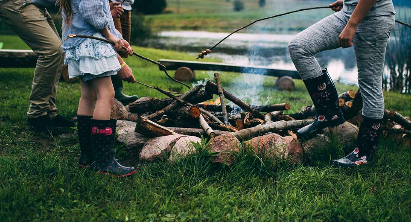 4 Tips for Camping with Kids