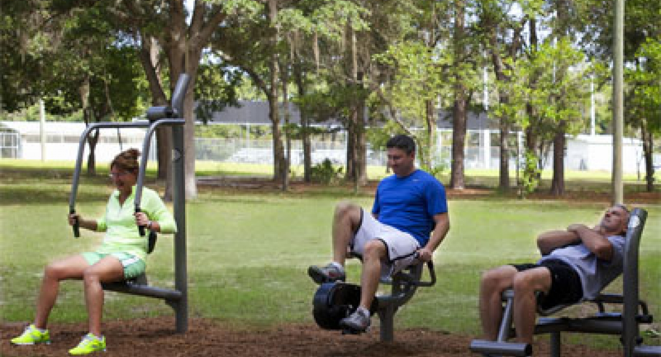 Adult play: using fitness as a tool to live longer, healthier lives