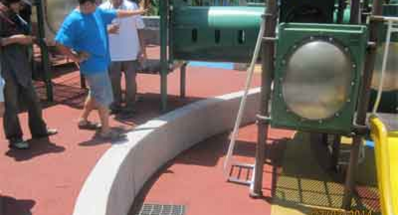 Playground Maintenance Inspection in Malaysia