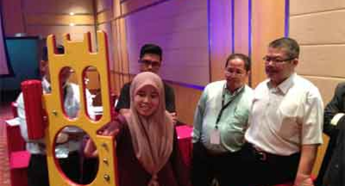 Clemson Playground Maintenance Technician Course in Malaysia
