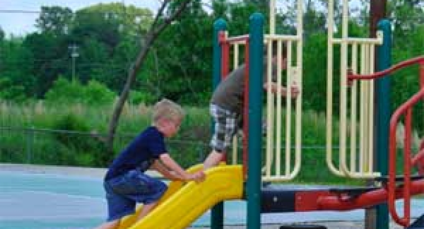 The Healthy Playground Makeover Sweepstakes