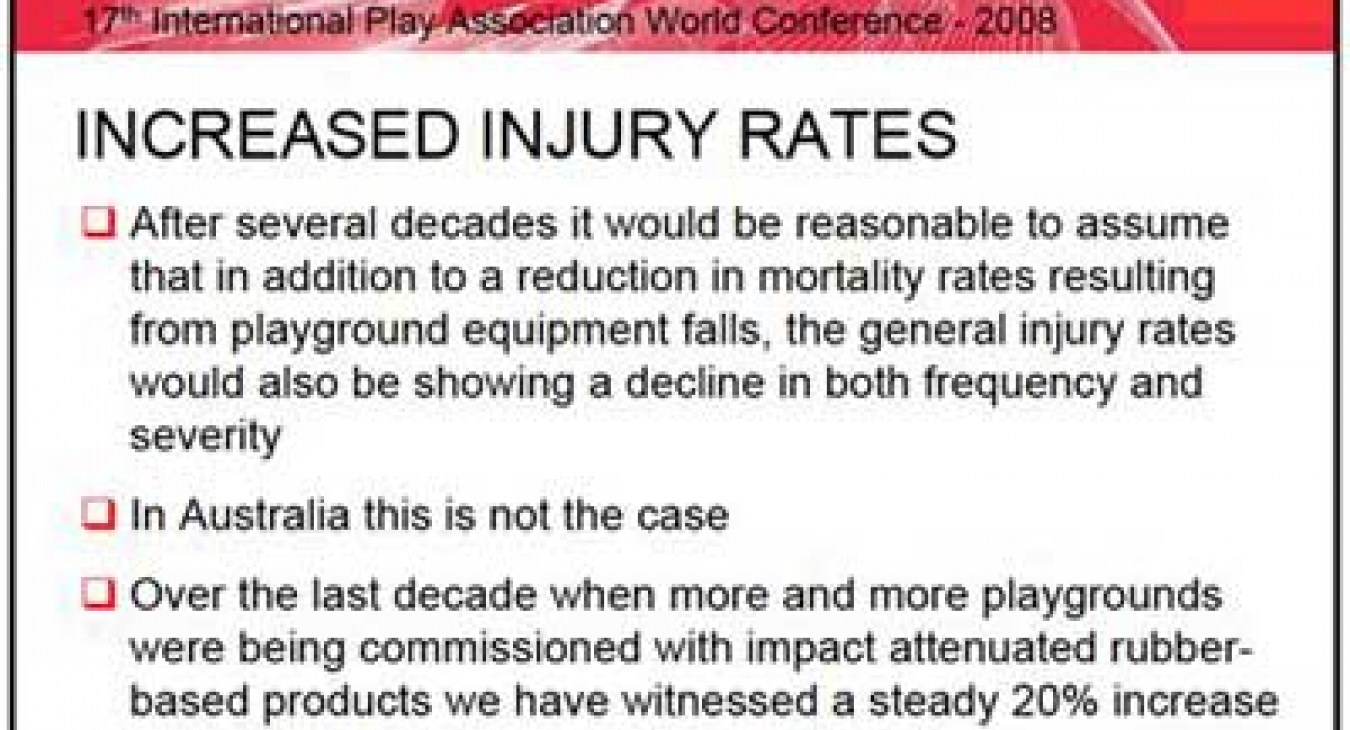 Increased Injury Rates