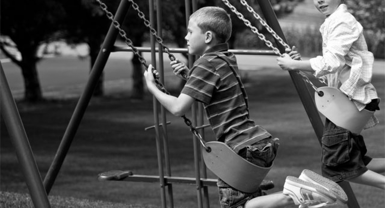 Why is Risk and Challenge Disappearing from our Children's Play Environment?