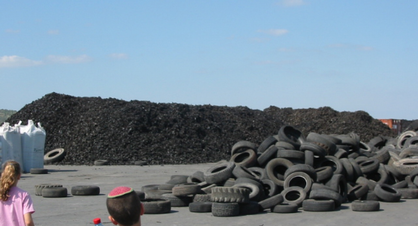 Recycled Tires