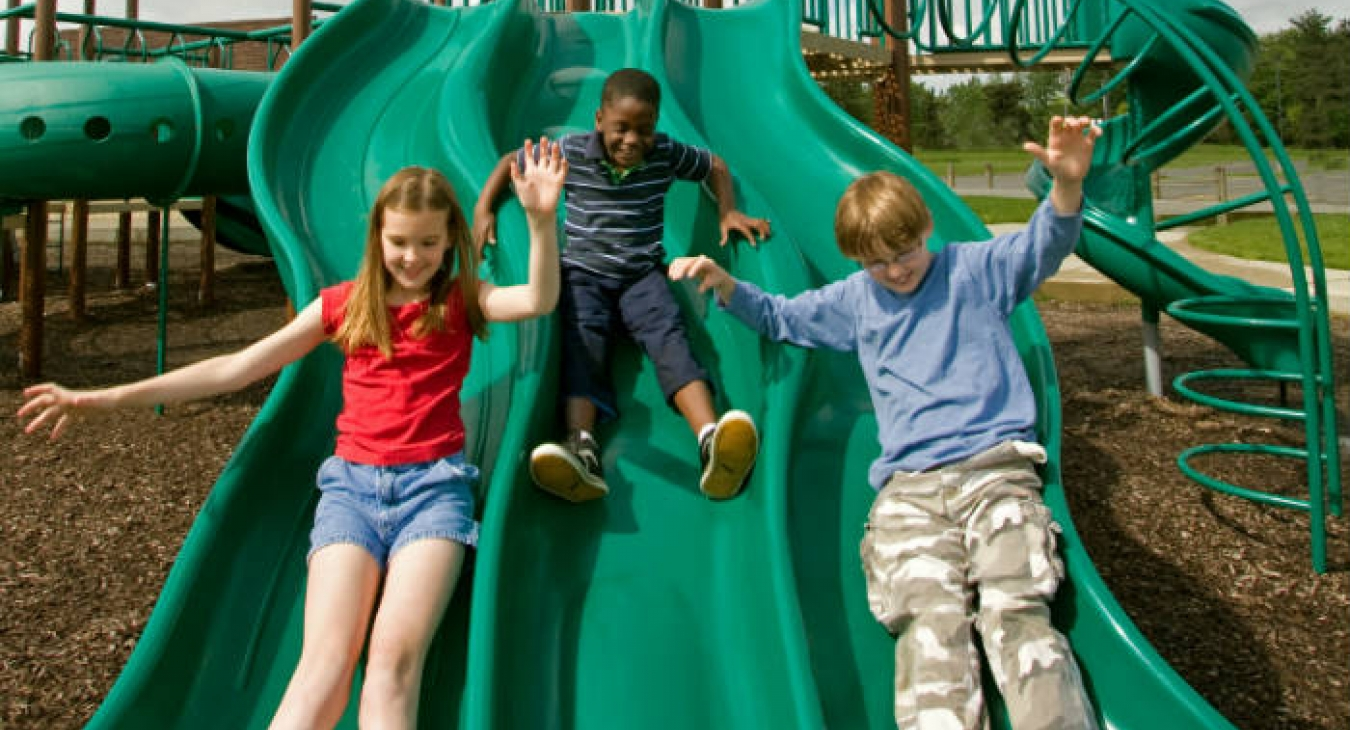 NRPA Grants help build playspaces