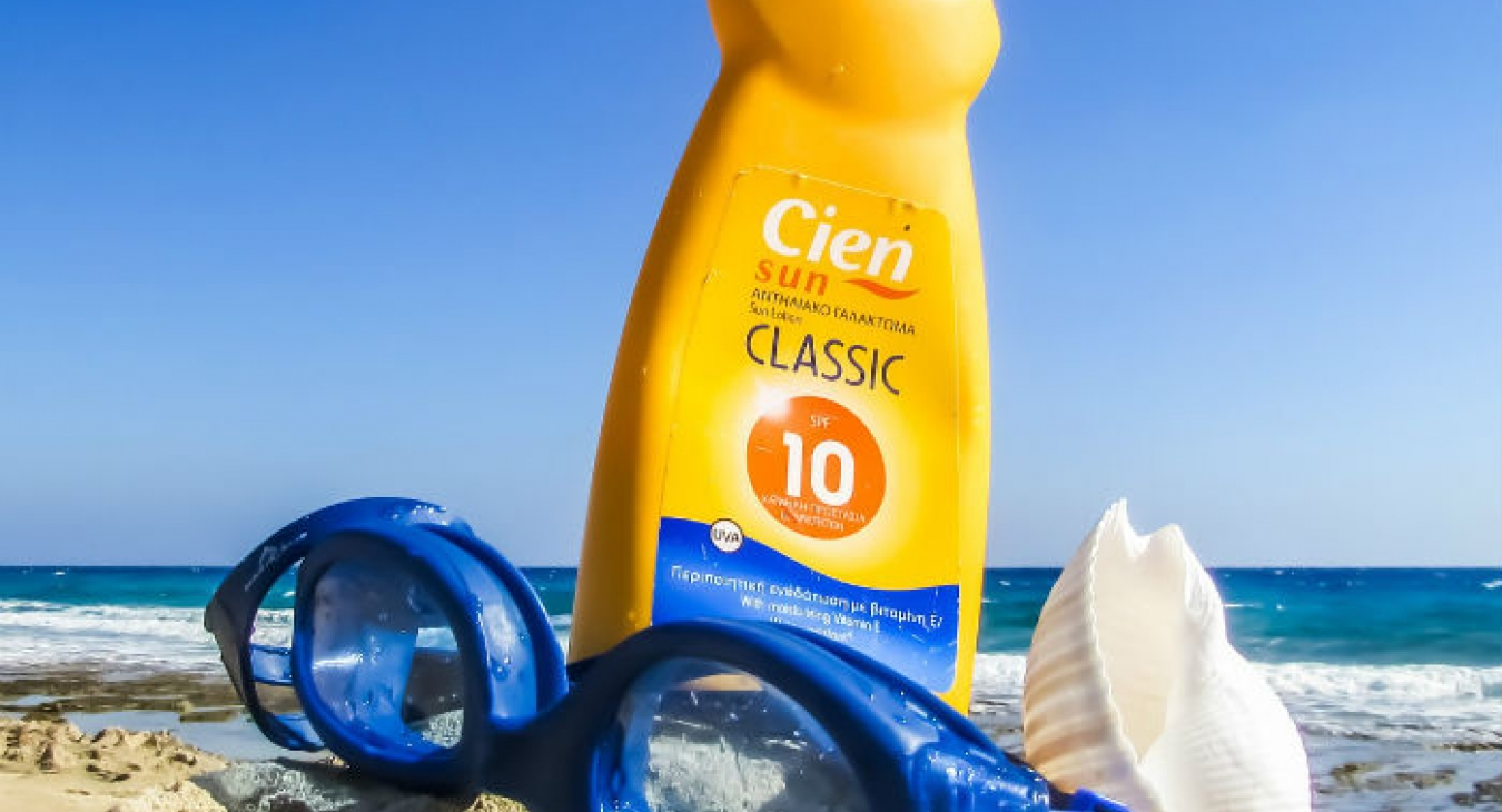 Choose the right sunscreen