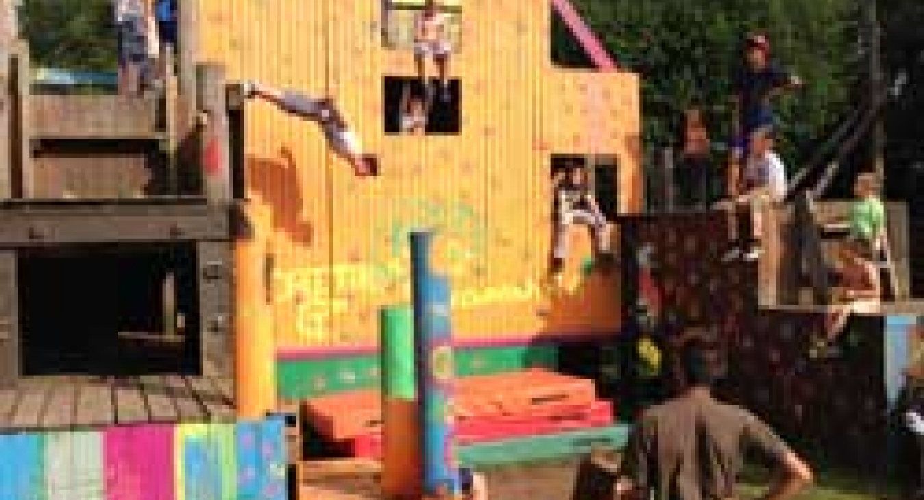 Top 10 best free adventure playgrounds in the UK