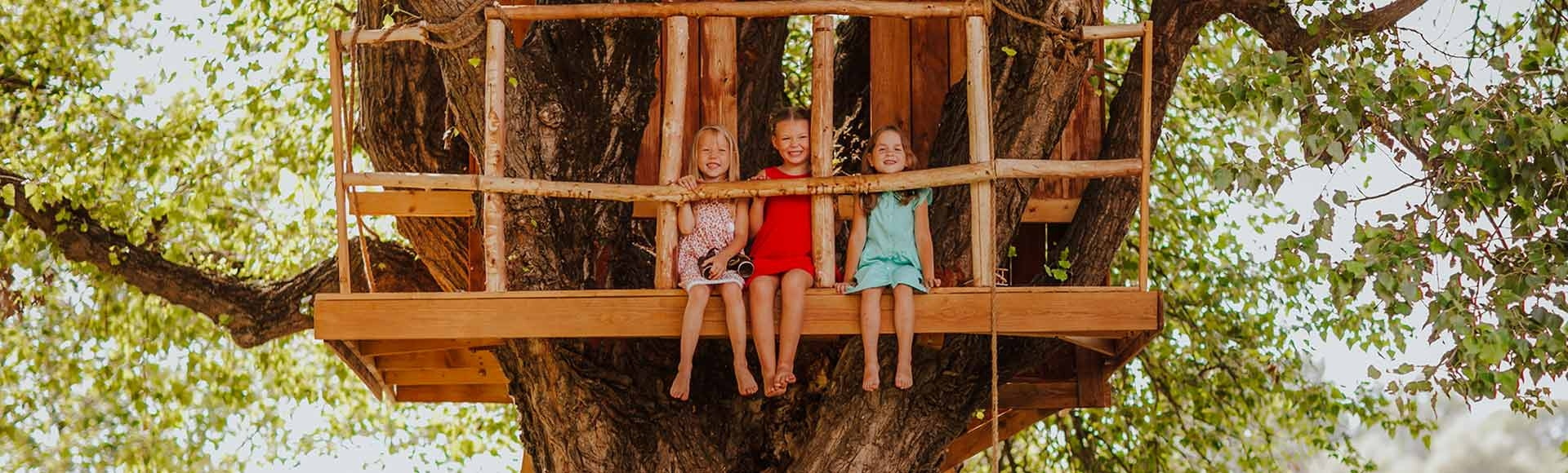 Awesome DIY Treehouse Ideas